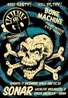 Demented Are Go plus Bone Machine