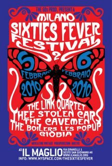 2nd Milano Sixties Fever Festival