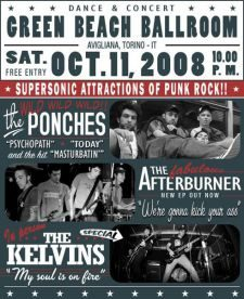 Supersonic attractions of Punk Rock!!