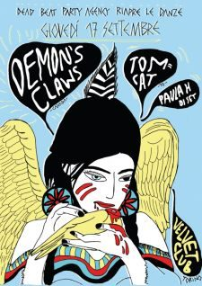 DEMON\'S CLAWS