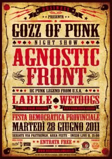 GOZZ OF PUNK 2011