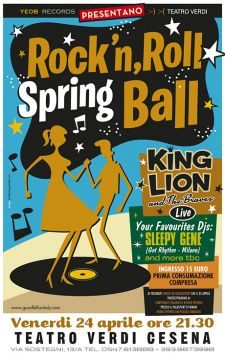 Rock and Roll Spring Ball