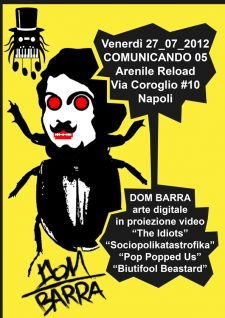 Comunicando 05 / Dom Barra digital art project