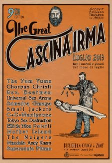 The Great CASCINA IRMA