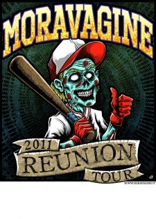 Moravagine Reunion Tour 2011