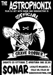 Official Astro-Grave Digger