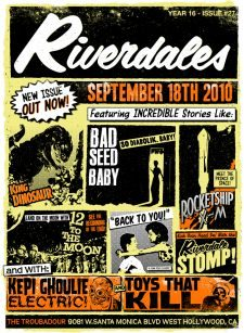 Riverdales Comic Book