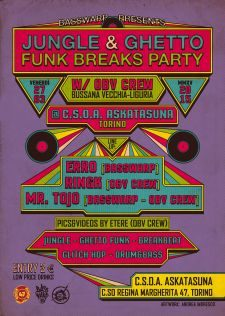 Jungle&Ghetto Funk Break Party