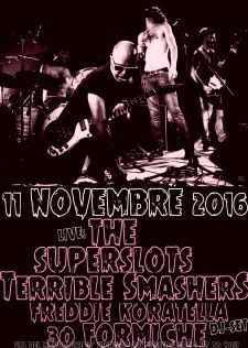 the superslots terrible smashers live