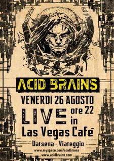 Acid Live @ Las Vegas Cafe