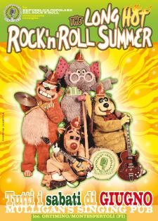 Long Hot Rock'n'Roll Summer 1
