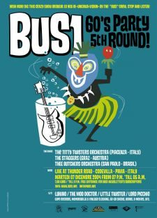 Bus1 60\'s Party - 5th Round
