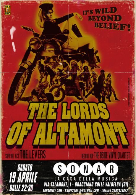 The Lords Of Altamont
