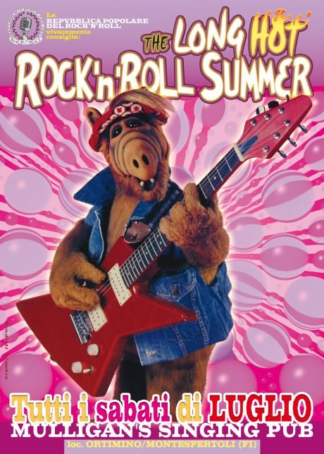 Long Hot Rock'n'Roll Summer 2