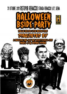 Halloween BSide Party