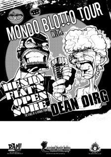Mondo Blotto Tour