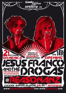 jesus franco and the drogas @resonanz