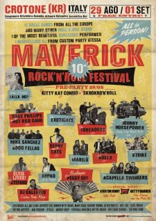 Maverick Rock'n'Roll Festival #10