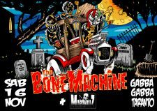 The Bone Machine @ Gabba Gabba