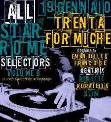 All Star Rome Selectors vol 8