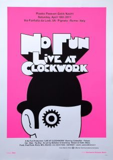 No Fun live at Clockwork