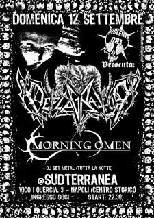 Black Metal Event