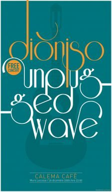 Dioniso Unplugged wave