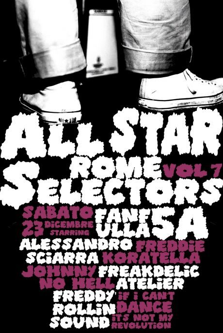 All Star Rome Selectors vol 7